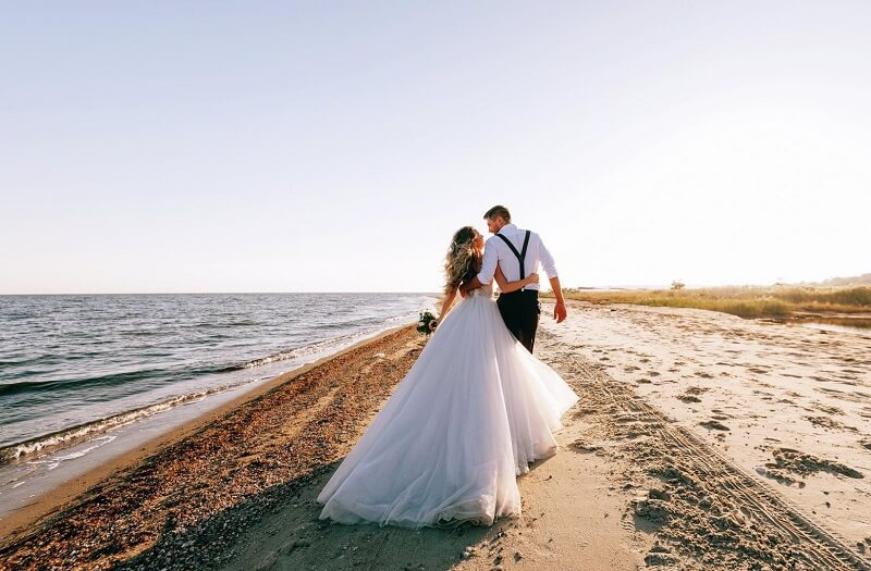 Hochzeit im Ausland Ideen