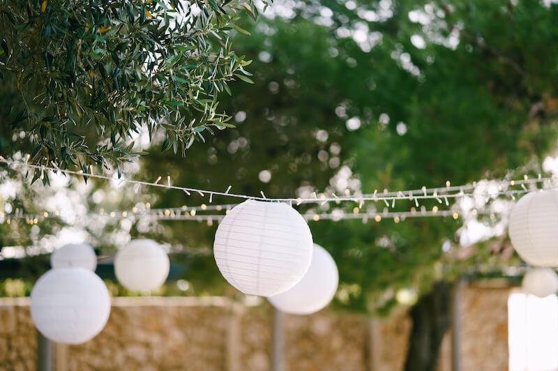 Hochzeit selber dekorieren