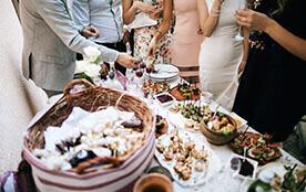 Hochzeitscatering