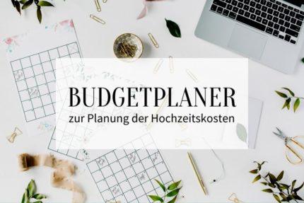 Hochzeit Kosten, Budgetplaner Hochzeit, Was kostet eine Hochzeit