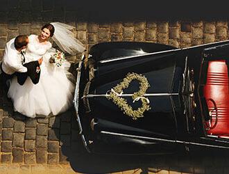 Hochzeitsauto 1