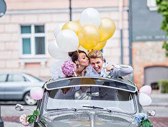 Hochzeitsauto 3