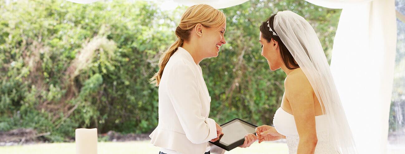Hochzeitskiste für Hochzeitsdienstleister