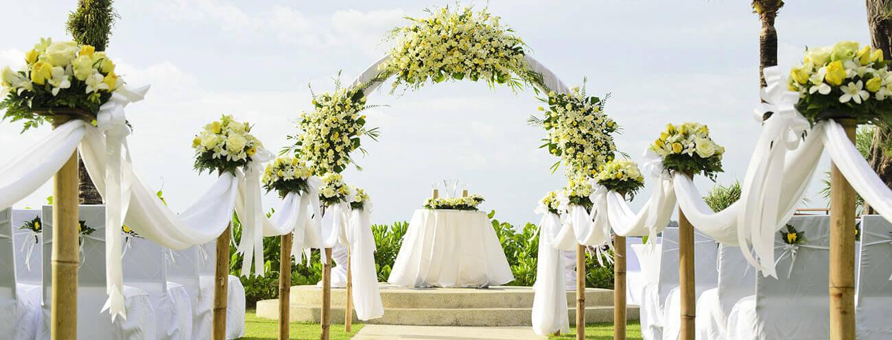 Hochzeitslocation - Angebote vergleichen und direkt buchen
