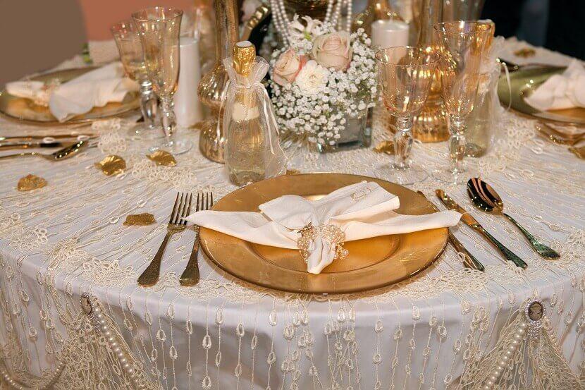 Hochzeitstrend Metallic Teil 1 Hochzeit In Gold Hochzeitskiste