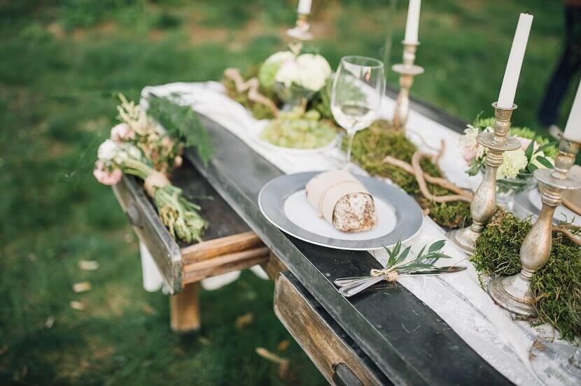 21 Atemberaubende Inspirationen Fur Eine Outdoor Hochzeit