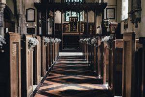 Checkliste kirchliche Trauung, Ideen kirchliche Trauung