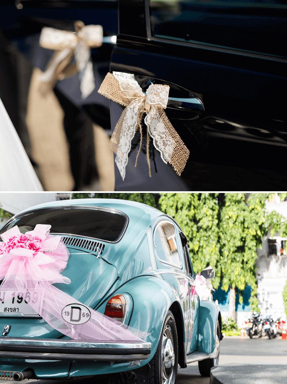 12 Originelle Ideen Das Hochzeitsauto Zu Schmucken Hochzeitskiste