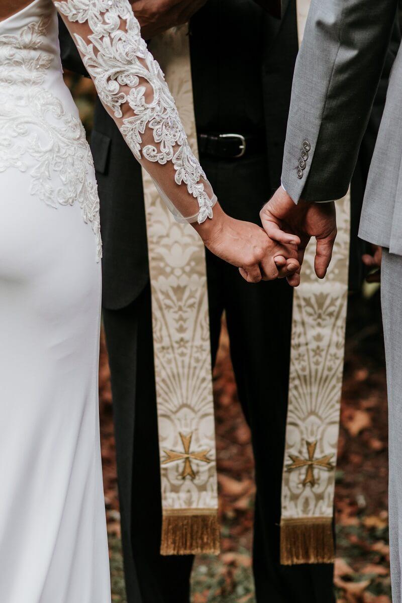 kirchliche Trauung Planung | Checklist