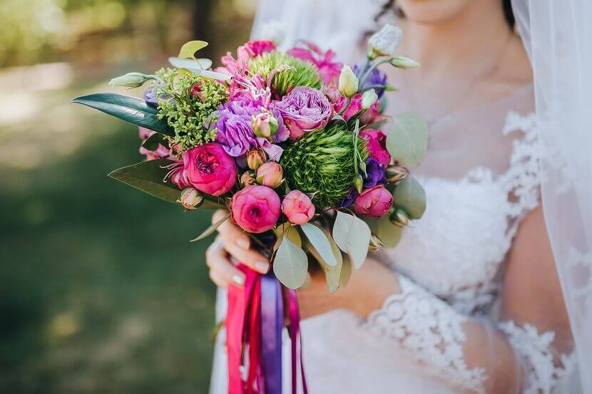 Welcher Brautstrauss Typ Bist Du Ideen Und Tipps Hochzeitskiste