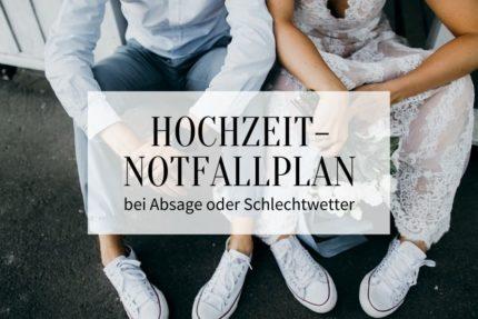 Hochzeit-Notfallplan, Hochzeitsvorbereitungen, Hochzeit Absage, Hochzeit Wetter