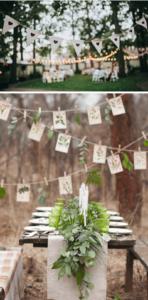 Hochzeitsdeko Details, Hochzeitsdeko Ideen, Hochzeitsdetails