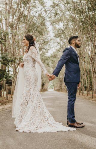 Ideen für das Brautpaarshooting, Hochzeitsfoto Ideen, First Look