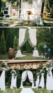 Hochzeitsbogen Ideen, Hochzeitsbogen Inspirationen