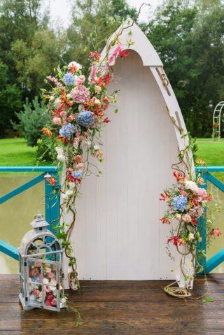 Hochzeitsbogen originell
