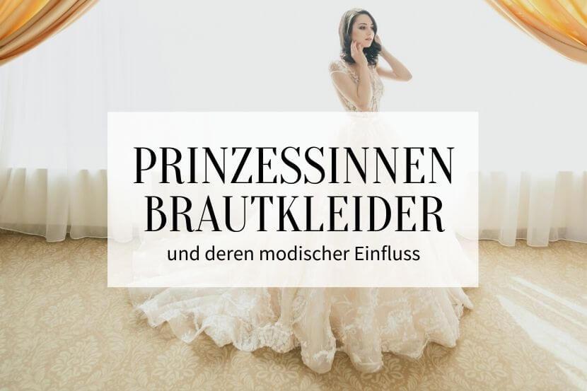 Prinzessinnen-Brautkleider, Brautkleid Prinzessin