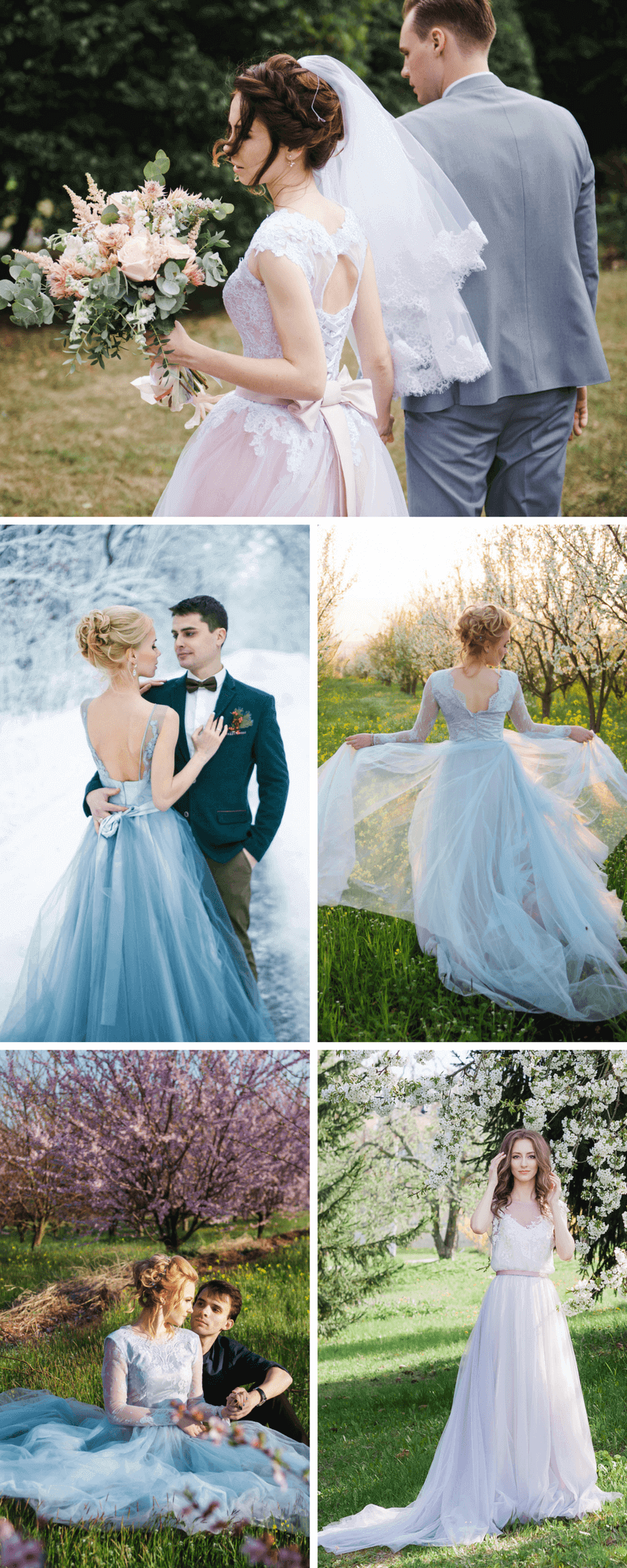 Brautkleider-Trends 2018 und 2019 - Hochzeitskiste