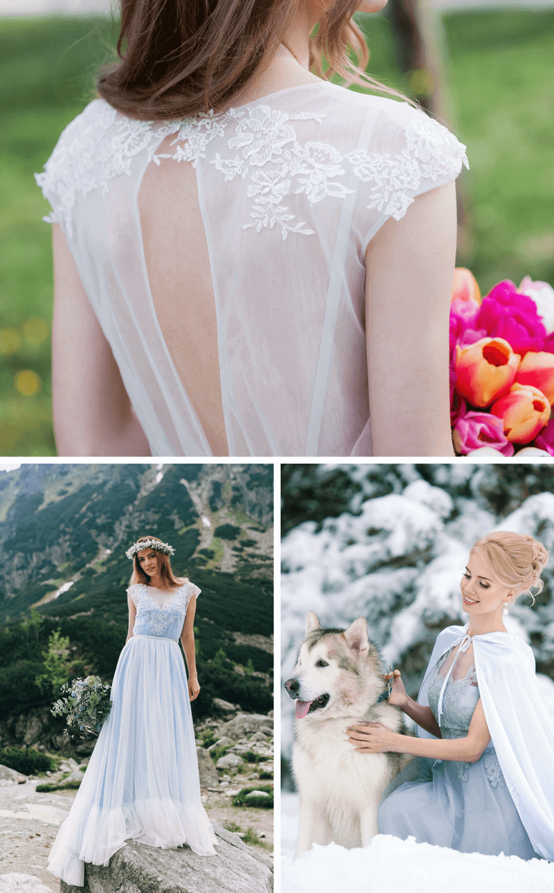 Brautkleider-Trends 2018 und 2019 - Hochzeitskiste