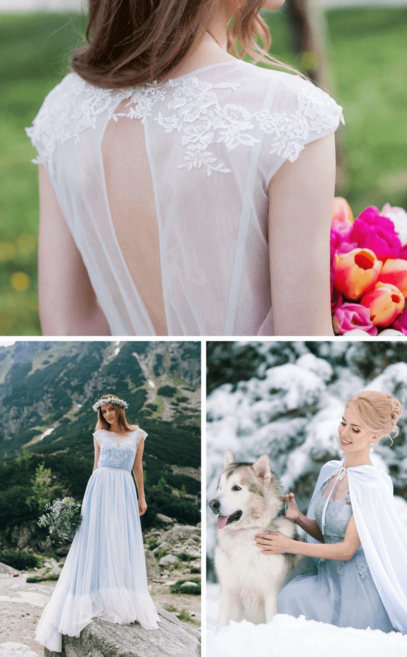 Brautkleider Trends 2018 Und 2019 Hochzeitskiste