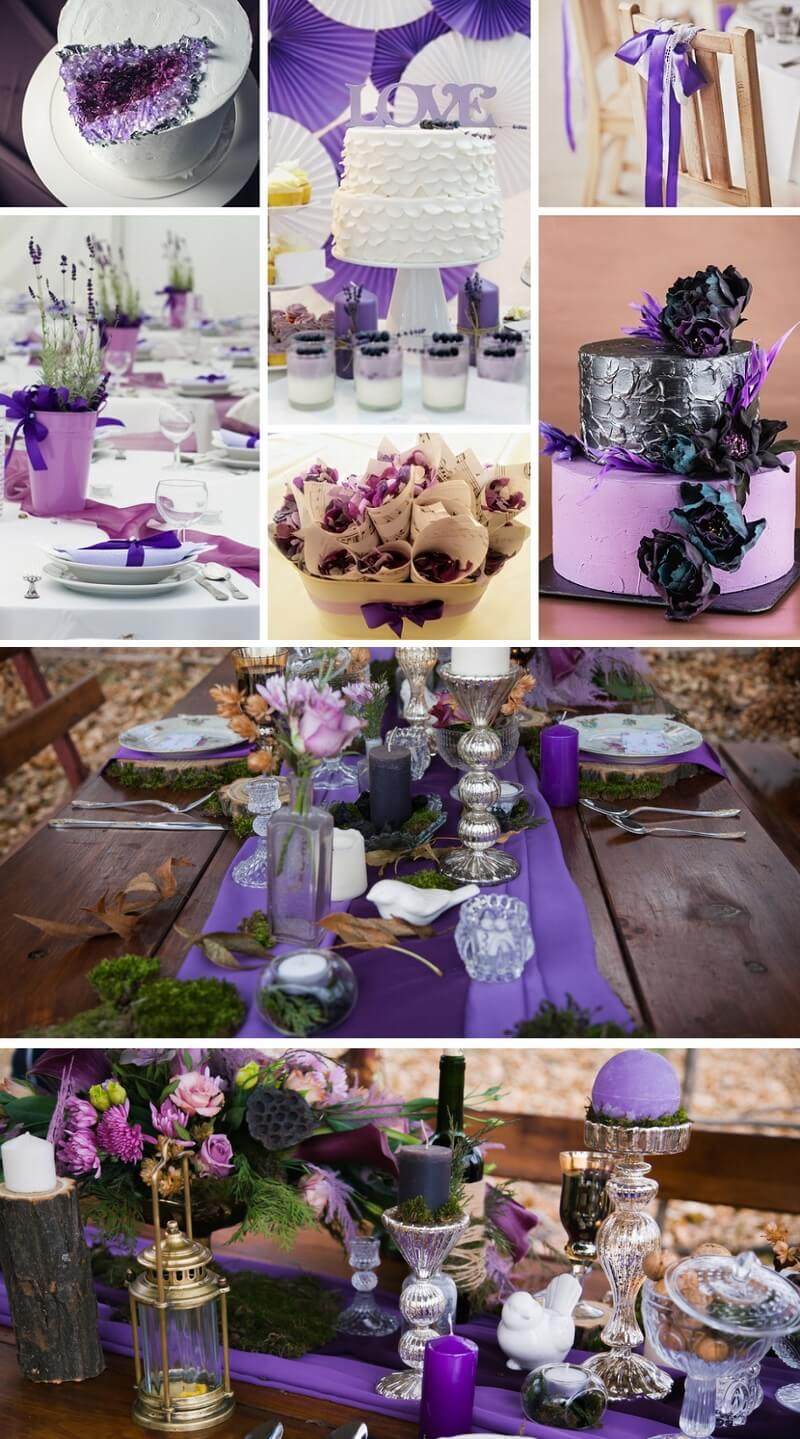 Ultra Violet Hochzeit Ideen Und Inspirationen Hochzeitskiste
