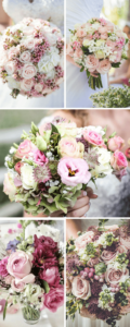 Brautstrauß Inspirationen, Brautstrauß Ideen