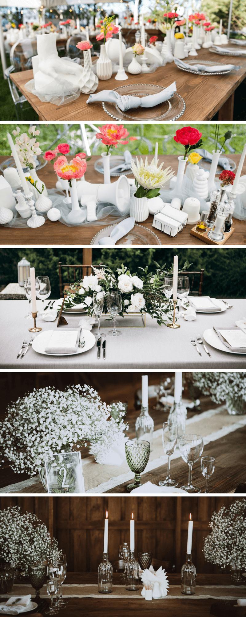 55 Bezaubernde Tischdeko Inspirationen Fur Die Hochzeit Hochzeitskiste