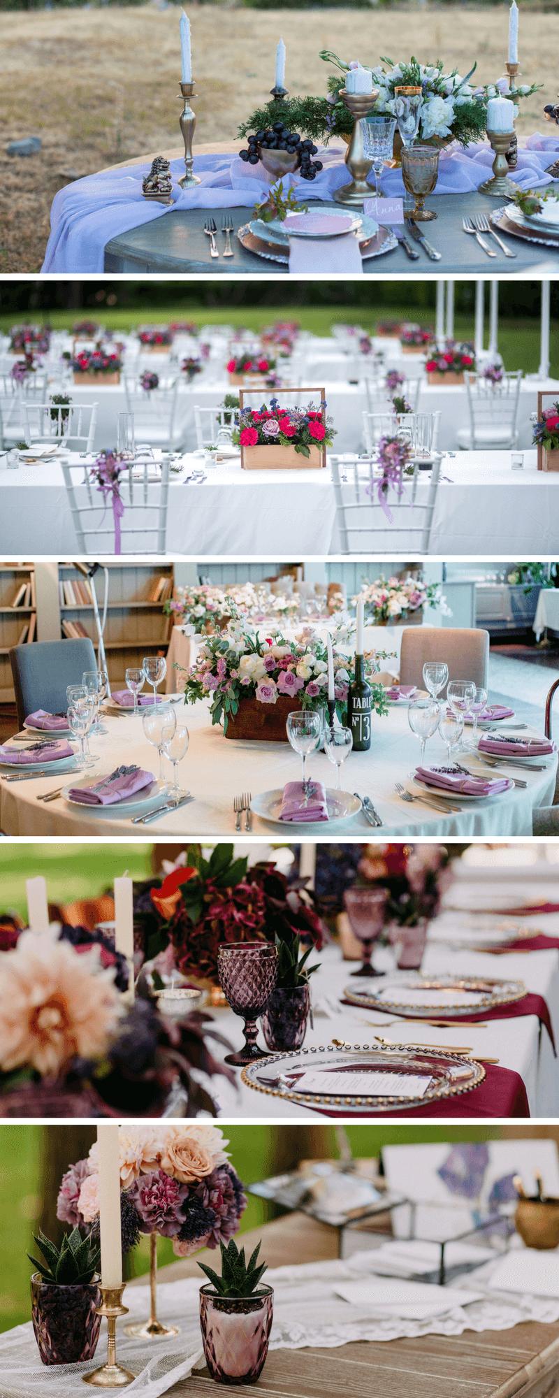 55 Bezaubernde Tischdeko Inspirationen Für Die Hochzeit