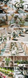 Tischdeko Hochzeit, Tischdeko Ideen