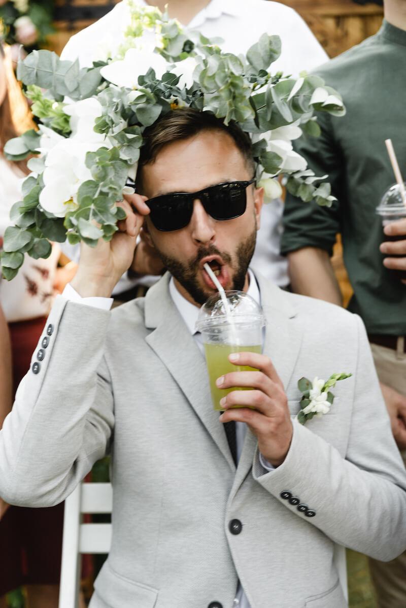 Hochzeitsgäste Knigge
