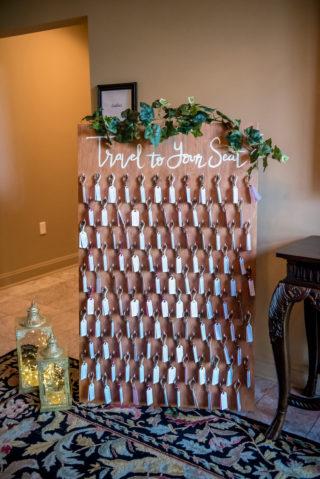 DIY Sitzplan, Sitzplan Ideen Hochzeit