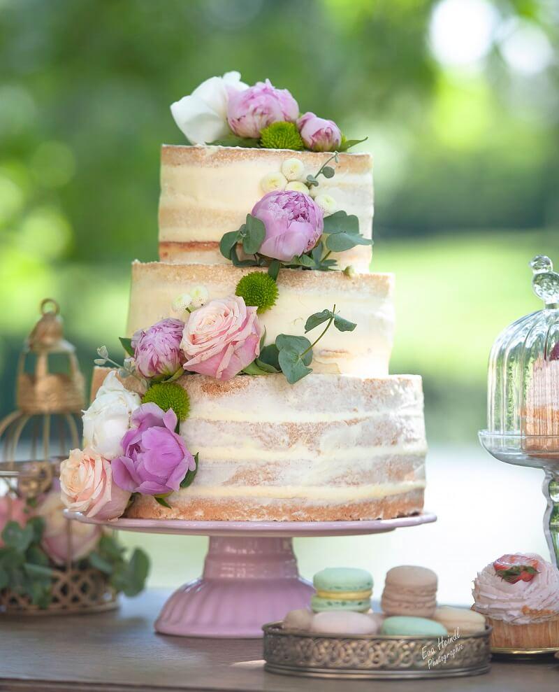 Vintage Hochzeit in Pastell-Rosa und Pfirsich (5) - Hochzeitskiste
