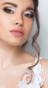 Brautstyling, Braut-Make-up, Braut Makeup, Make-up Ideen Hochzeit