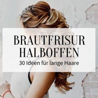 Offen lange haare frisuren anleitung hochzeit Inspiration Mittel