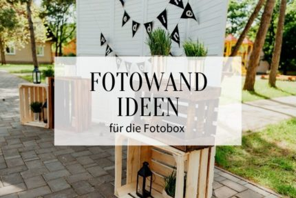 fotobox hochzeit, fotowand hochzeit, fotokulisse hochzeit, fotobox ideen