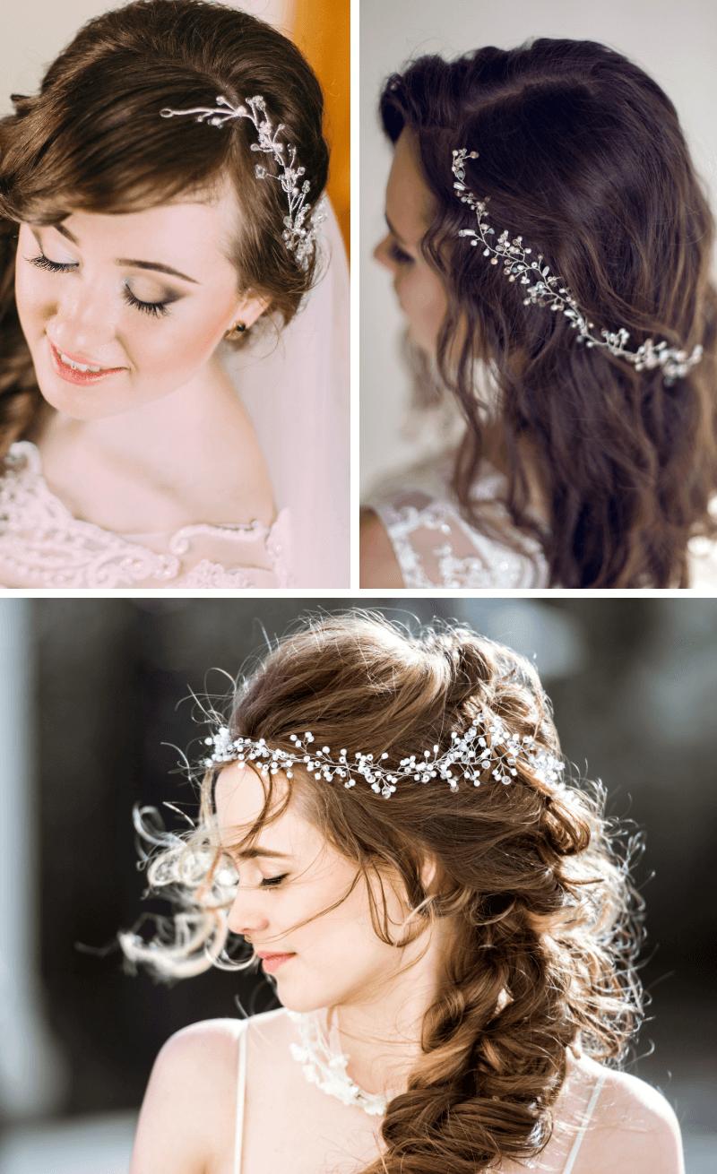 10 besondere Brautschmuck-Ideen und Accessoires - Hochzeitskiste