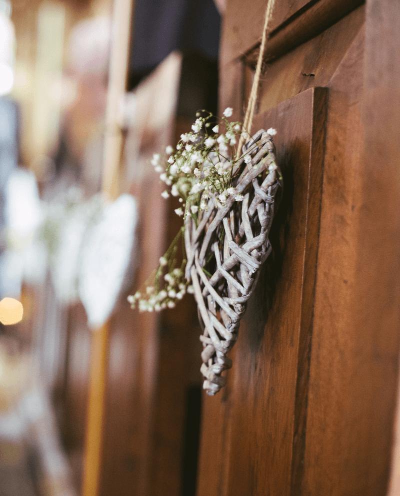 Kirchendeko Hochzeit Hochzeitskiste 4 Hochzeitskiste