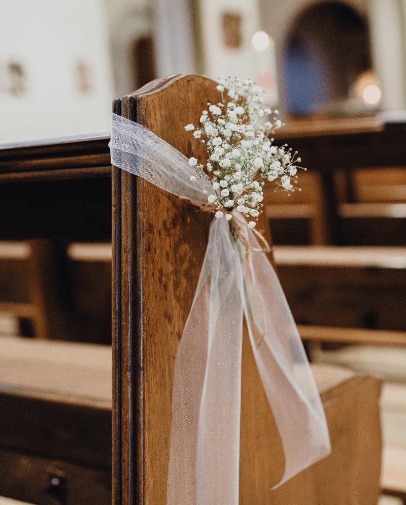 Kirchendeko Hochzeit Hochzeitskiste 5 Hochzeitskiste
