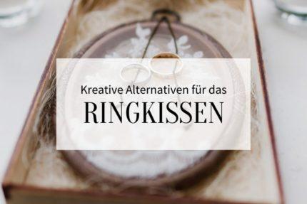 Ringkissen Ideen, Ringkissen Alternativen