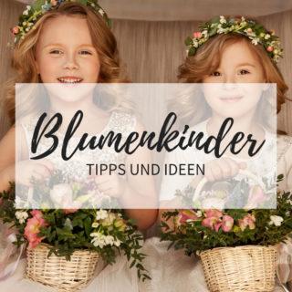 Blumenkinder Auf Der Hochzeit Tipps Und Ideen Hochzeitskiste
