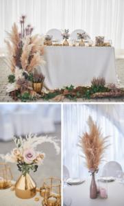 Boho Tischdeko Hochzeit