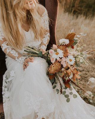 Hochzeitsfarben Trends
