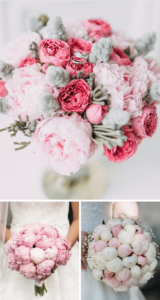 Hochzeit Pfingstrosen, Frühlingshochzeit, Pfingstrosen Brautstrauß