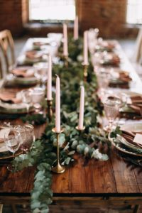 greenery wedding, grüne hochzeitsideen, hochzeitsdeko grün