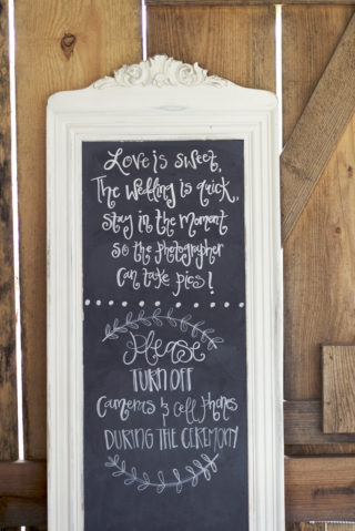 Hinweisschild Hochzeit, Hochzeitsschilder Ideen