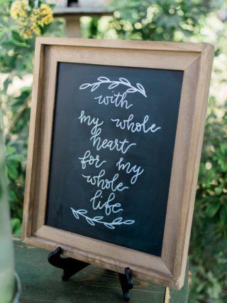 Hochzeitsspruch,Hochzeitsschild Bilderrahmen