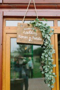 Hochzeitsschilder Ideen, Willkommensschild, Holzschild Hochzeit