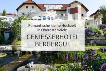 Kleine Hochzeit in Oberösterreich
