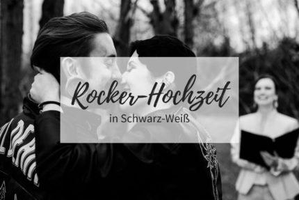 Rocker-Hochzeit, rockige Hochzeit, Hochzeit rockig, rockige Hochzeitsideen