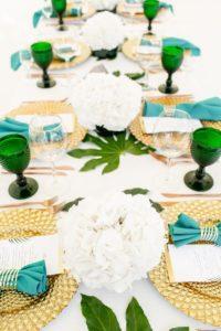 Tischdeko Ideen Hochzeit
