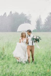 Hochzeit Regenschirm Ideen